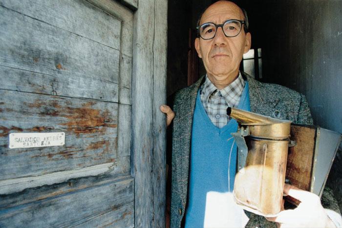 Entrevista a Salvador Andrés Santonja