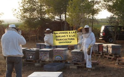 La apicultura valenciana amenazada
